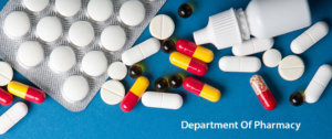 Department of pharmacy