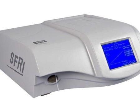 semi-automated biochemistry analyzer